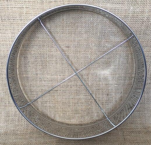 Bonsai Stainless Steel Soil Sieve Set 300mm