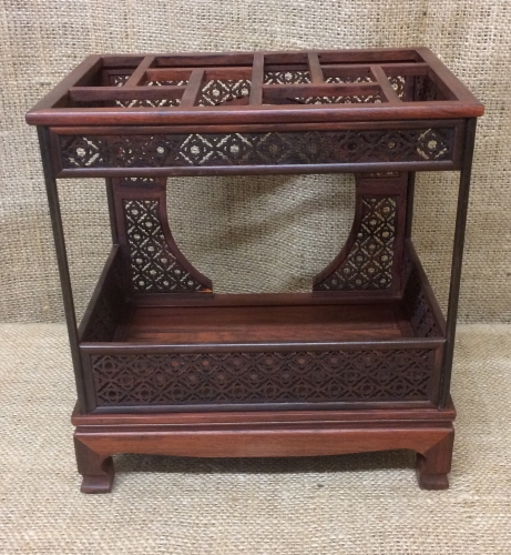 Astonishing Small Wooden Bonsai Display Box 22X15X23Cm Dailytribune Chair Design For Home Dailytribuneorg